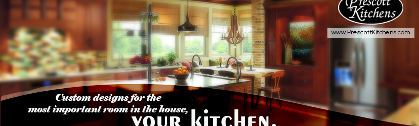 Custom designs for the most important room in your house... your kitchen