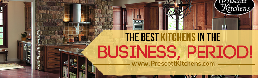 The best kitchens in the business, PERIOD! - Prescott Kitchens ...